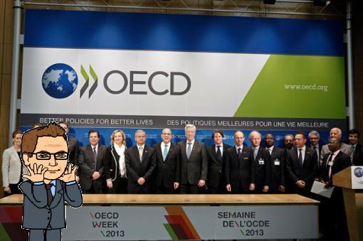 Bofetada OCDE a España