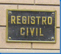 registro civil privatizacion