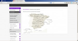 REGISTRADORES SERVICIOS PROPIEDAD NOTA SIMPLE MAPA