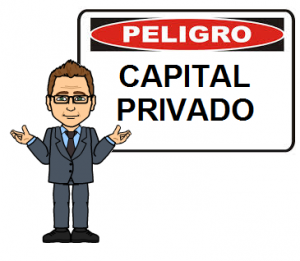 precaución con las hipotecas de capital privado