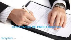 Contrato de prestamistas de dinero